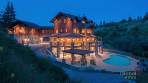 RDOS seeks injunction against illegal luxury vacation rental near Kaleden, B.C.